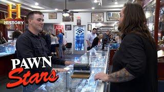 Pawn Stars: Hutchison Spool-O-Wire (Season 12, Episode 20) | History