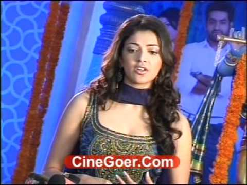 Kajal and Samantha about Brindavan