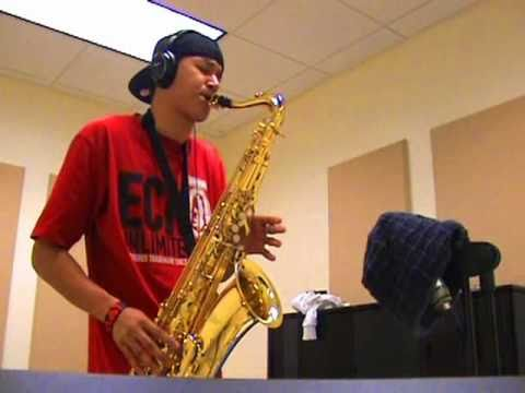 Dido - Thank You - Tenor Saxophone by charlez360