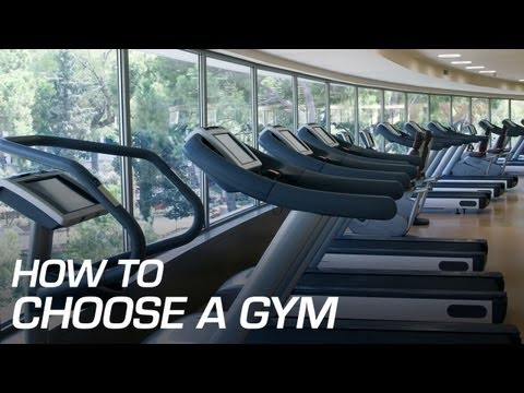 How to Choose a Gym
