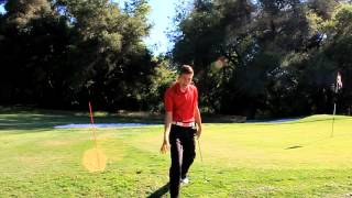 Golf Chipping Drill Phil Mickelson Technique