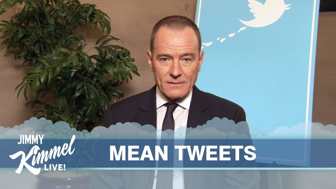 Watching Celebrities Read The Mean Tweets People Send Them Is Hilarious