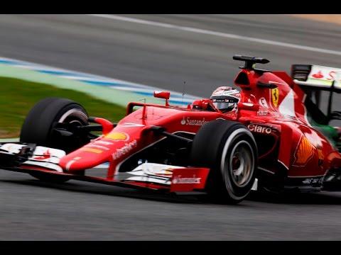 Gameplay de F1 2015
