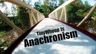????????Anachronism 1s BETAFPV Cinewhoop Video Contest 2020????????