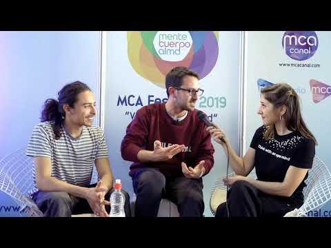 Entrevista a Sebastián Albagli y Cristián Ugarte en MCA Festival 2019