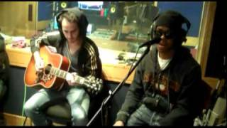 Chipmunk - Flying High - Acoustic for InDemand with Alex and Lucy