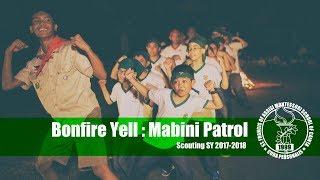 SFAMSC Bonfire Yell 2017-2018 Mabini Patrol