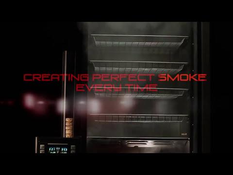 Digitální udírna BRADLEY Smoker