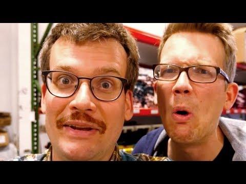 I Mustache You: A Pizzamas Reunion!