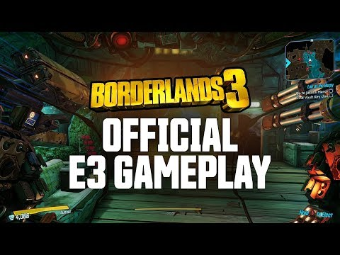 Borderlands 3 : Moze