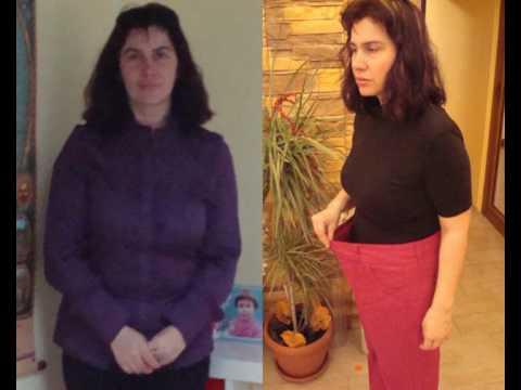 Pierdere în greutate de 23 de kilograme