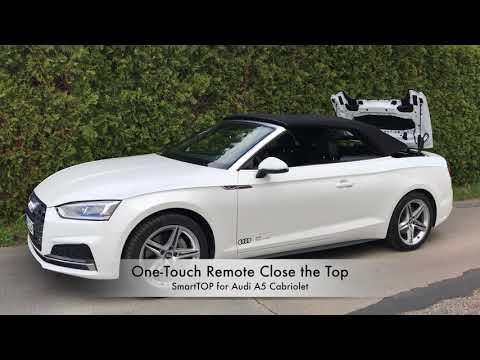 Cabriokap afstandsbediening Mods4Cars