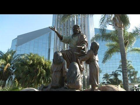 """""""Day of Faith"""" à la cathédrale de cristal (Californie)"""