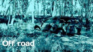 О том, как мы застряли на Mitsubishi Pajero Sport