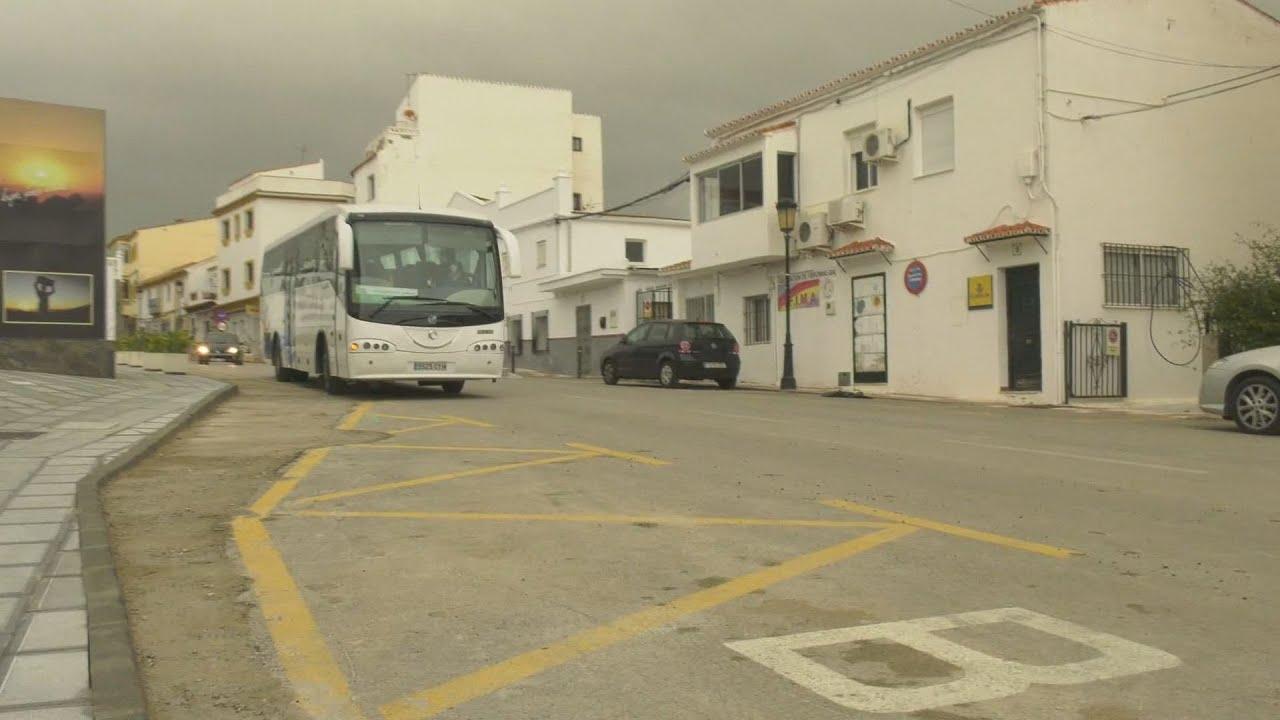 Nuevo servicio de Bus Urbano