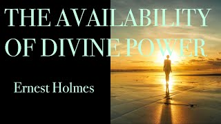 Ernest Holmes- Life Is A Living Presence Around And Within You