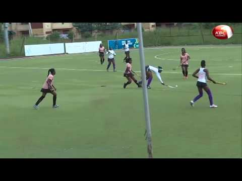 Strathmore University maintained third position on The Kenya Hockey women league standings