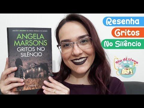 Gritos no Silêncio | Angela Marsons | Ed. Gutenberg | Resenha -  Dia de Livro