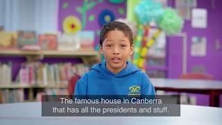 Aussie kids reflect on Australia Day