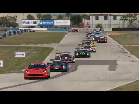2018  Michelin IMSA SportsCar Encore At Sebring