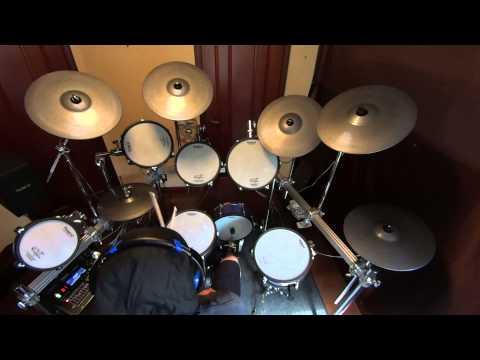 【叩いてみた】山下達郎 - SPARKLE(Live)【ドラム】