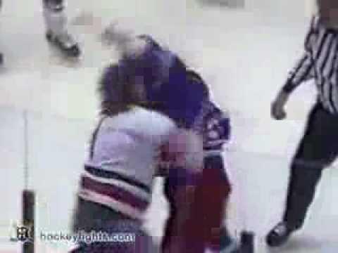 Ken Daneyko vs. Kris King