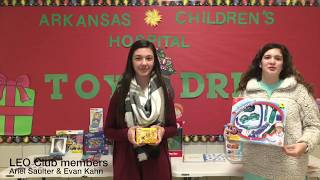 Daily Announcements 12-8-17