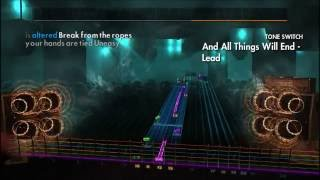 Avenged Sevenfold - And All Things Will End (Lead) Rocksmith 2014 CDLC