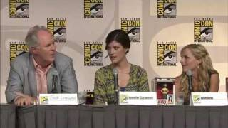 Comic-Con: John Lithgow Has Secrets