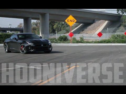 Jaguar F-Type R: Pretty, Powerful, … Perfect