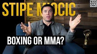 Best for Stipe Miocic...Daniel Cormier in MMA or Tyson Fury in boxing?