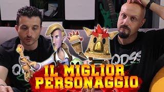 IL MIGLIOR PERSONAGGIO DEI VIDEOGIOCHI