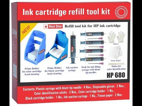 HP Ink Cartridge - Retailers in India