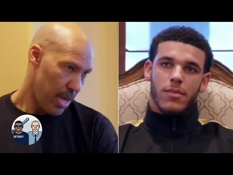 LaVar Ball completely shuts down Lonzo's idea of changing Big Baller Brand's name | Jalen & Jacoby