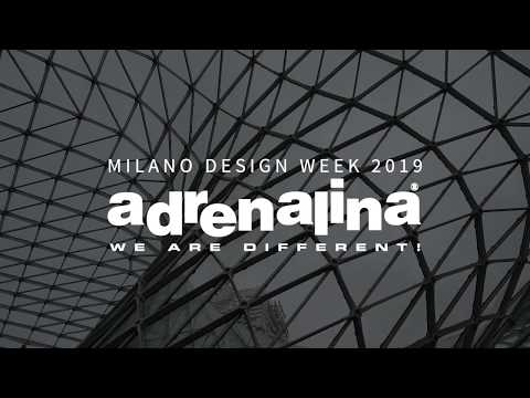 ADRENALINA Salone 2019 official