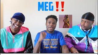 Megan Thee Stallion - Girls in the Hood ( Reaction )