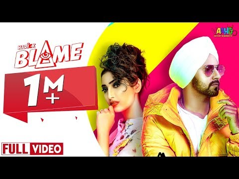 Blame : Harick Singh (Official Song) New Punjabi Songs 2019 | Latest Punjabi Songs 2019