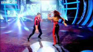 Week 7: Bethany Rose and Lee B - Cha Cha Cha - So You Think You Can Dance 2011 - BBC One