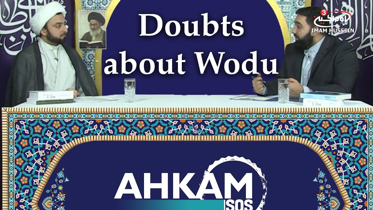 Is it permissible to perform Wodu with ice?| Doubts about Wodu