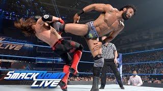 SmackDown LIVE: Jinder Mahal listo para WWE Backlash; Féminas firman contrato