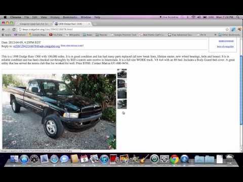 craigslist springfield illinois used cars and trucks low prices html autos weblog. Black Bedroom Furniture Sets. Home Design Ideas