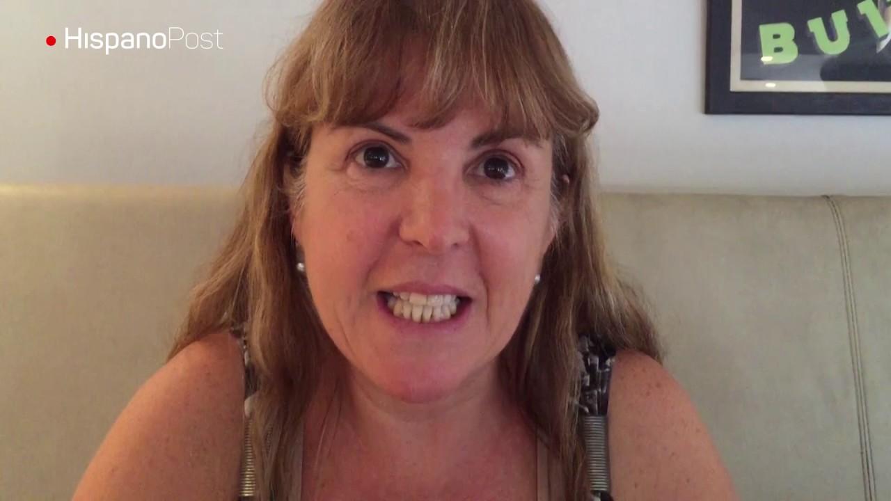 La mujer que enfrentó a las Barrabravas