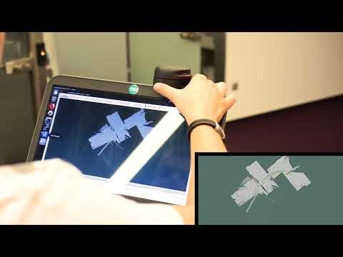 Autonomous Navigation: SLAM with RPLIDAR A2-M8 - смотреть