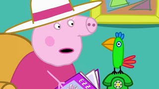 Peppa Pig English Episodes | Peppa Pig on the Pirate Ship | Peppa Pig Official