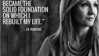 10 Magical Quotes From Harry Potter Author J.K Rowling That Will Make Your Day! | Dainik Bhaskar