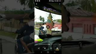 preview picture of video 'WCF (We Carol Family) PALU 161218 P1O Clip Trip desa Tompe. Go to desa Lende.'
