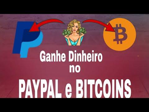 Melhor App para Ganhar Dinheiro no Paypal e Bitcoins Grátis