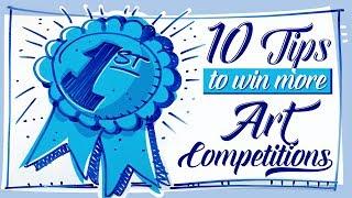 Top 10 Art Contest Tips