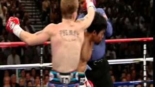 Manny Pacquiao vs Ricky Hatton \ Мэнни Пакиао Рикки Хаттон