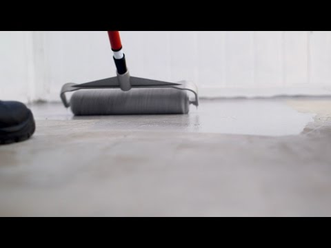 Beton in kalten Bereichen beschichten | Bodenbeschichtung Kalttrocknend